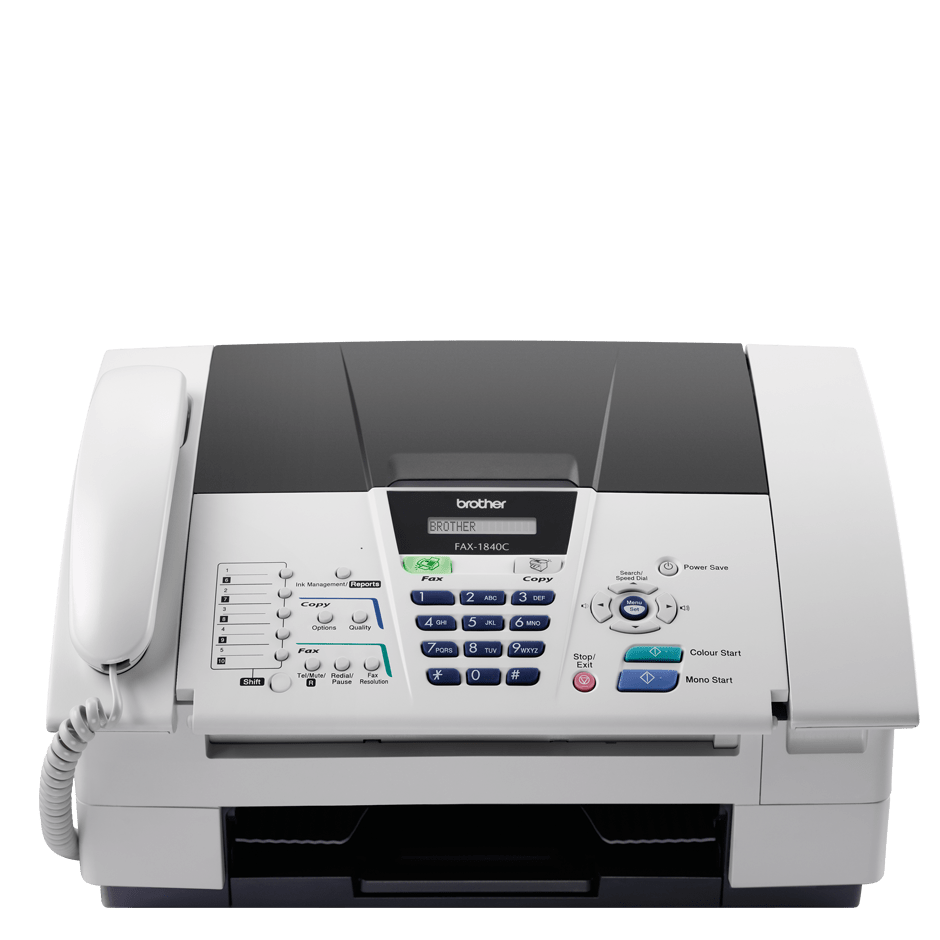 Brother FAX-1840C Printer Download Drivers