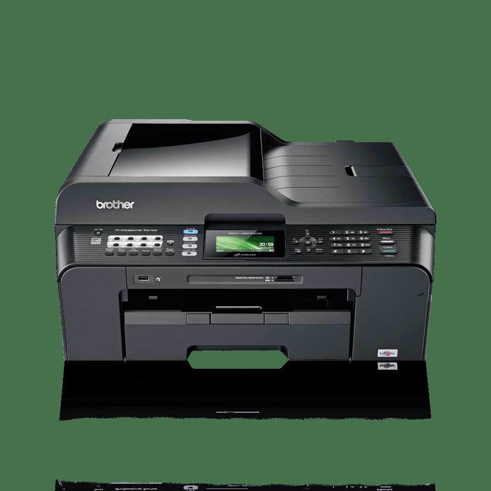 Mfc J6510dw Draadloze A3 Kleureninkjetprinter Brother