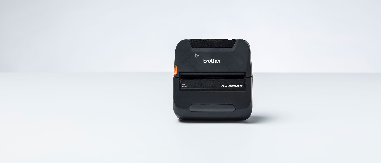 Brother RJ-4B 4inch mobile label printer