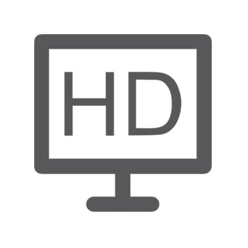 HDMI or HDSDI plug and play connectivity