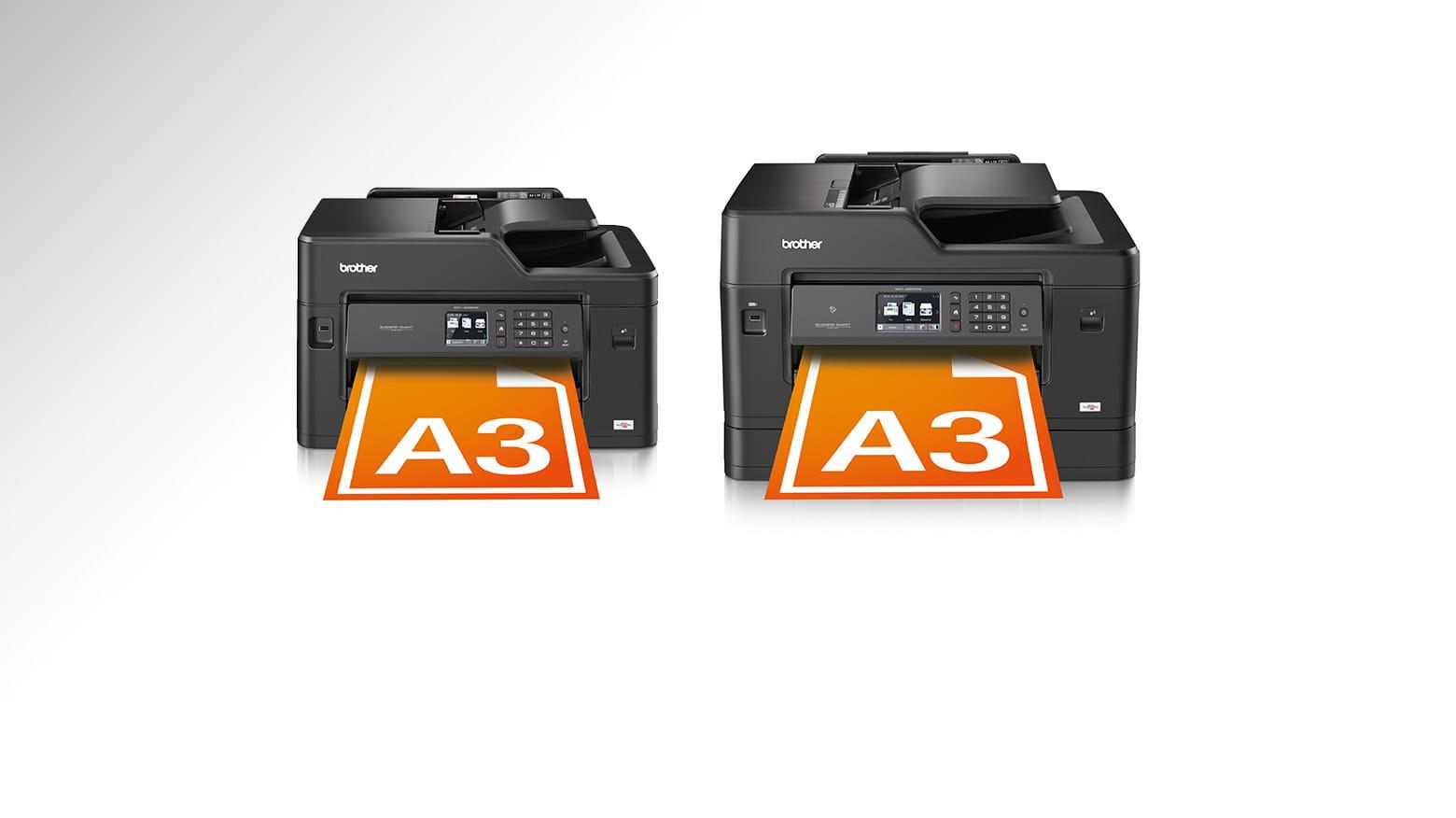 Business A3 inkjetprinters