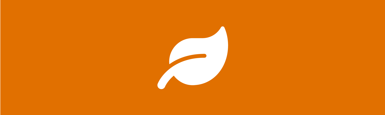 Leaf icon - environmental benefits