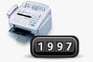 1997 De eerste multifunctionele inkjetprinter van Brother