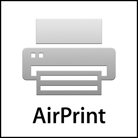Apple AirPrint compatibel