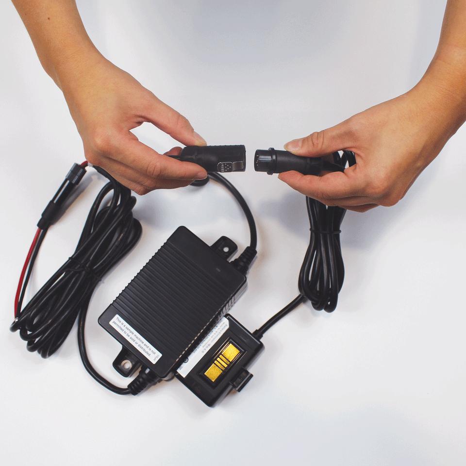 PA-BEK-001WR Batterij vervangingsset voor accu aansluiting 3