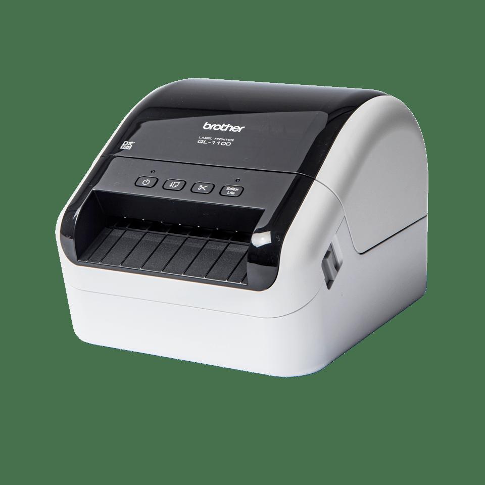 QL-1100 Labelprinter voor grootformaat labels