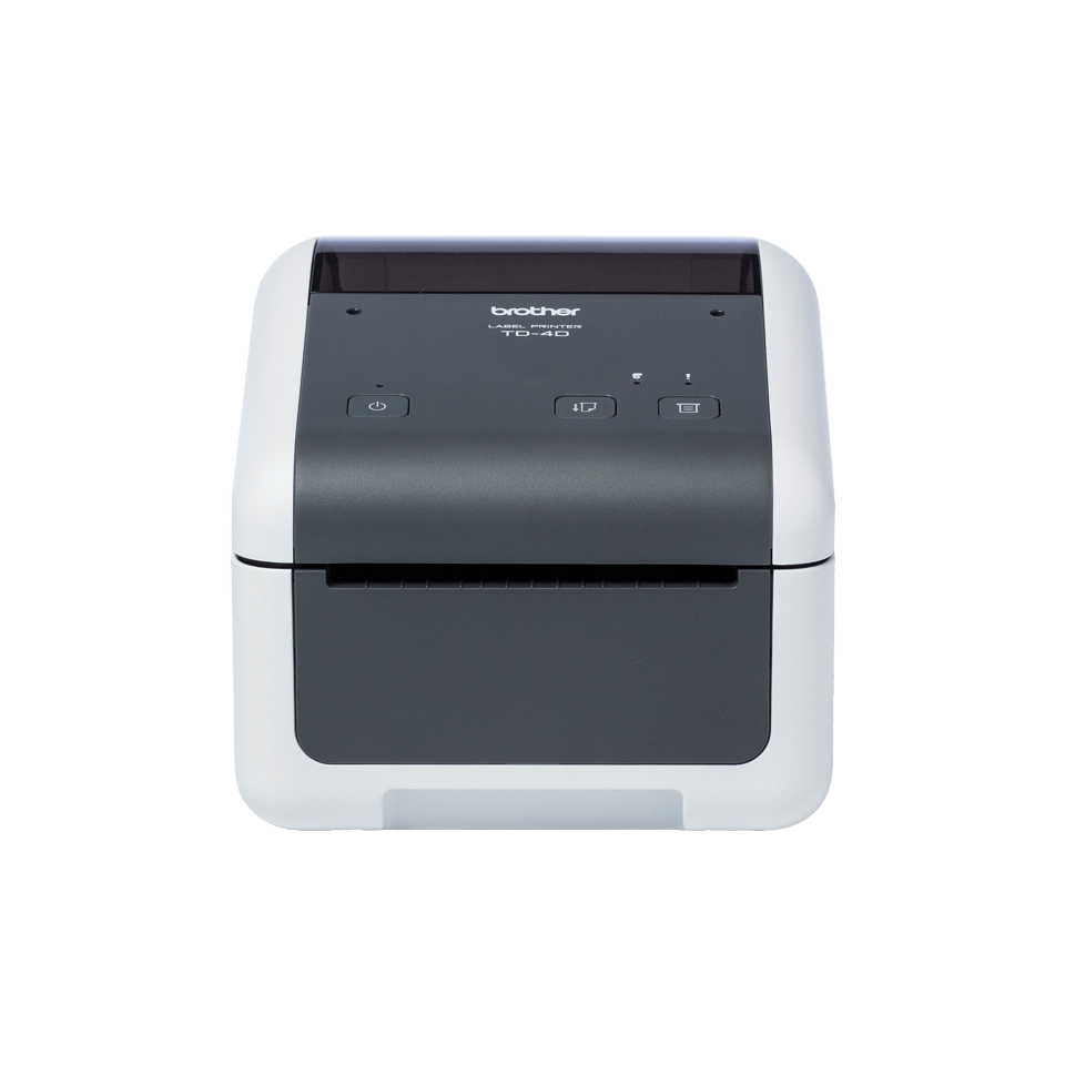Brother TD-4520DN Professionele desktop labelprinter met bekabelde netwerkverbinding