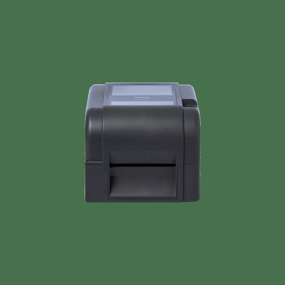 TD-4520TN Professionele Thermo-transfer labelprinter met bekabelde netwerkverbinding