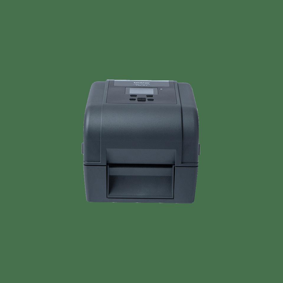 TD-4650TNWBR Professionele thermo-transfer labelprinter met bekabelde/draadloze netwerkverbinding en Bluetooth 3