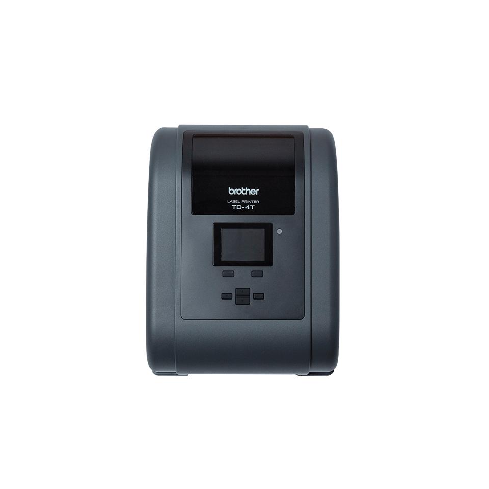 TD-4750TNWB Professionele thermo-transfer labelprinter met bekabelde/draadloze netwerkverbinding en Bluetooth 5