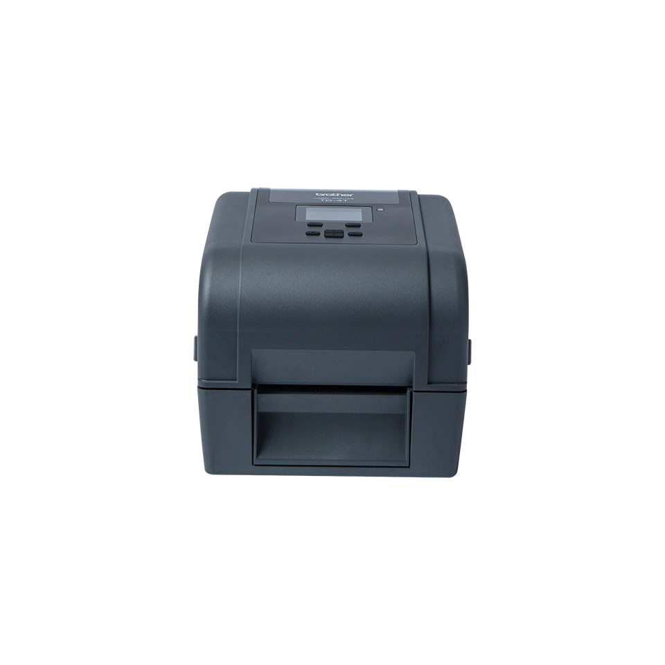 TD-4750TNWBR Professionele thermo-transfer labelprinter met bekabelde/draadloze netwerkverbinding en Bluetooth 3