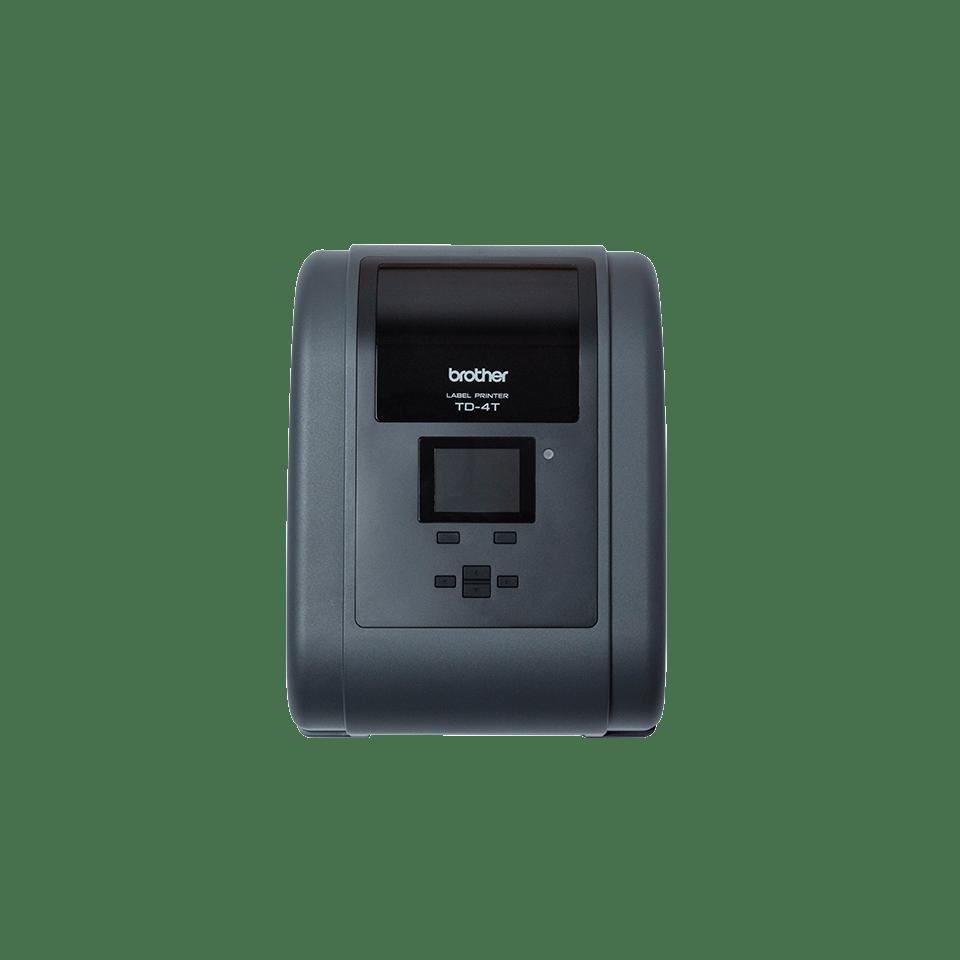 TD-4750TNWBR Professionele thermo-transfer labelprinter met bekabelde/draadloze netwerkverbinding en Bluetooth 5