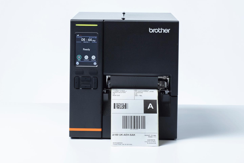 TJ-4021TN Industriële labelprinter 4