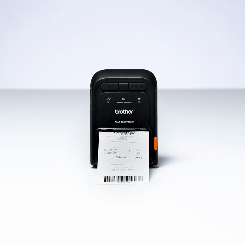 RJ-2055WB Mobiele bonnenprinter 5