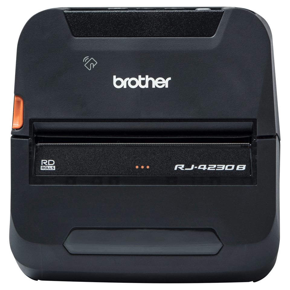 RJ-4230B Stevige mobiele printer