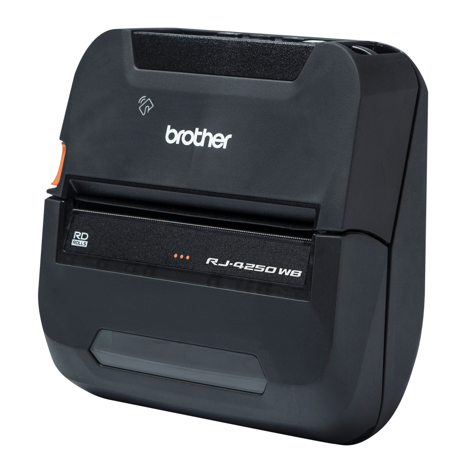 RJ-4250WB Stevige mobiele printer 2