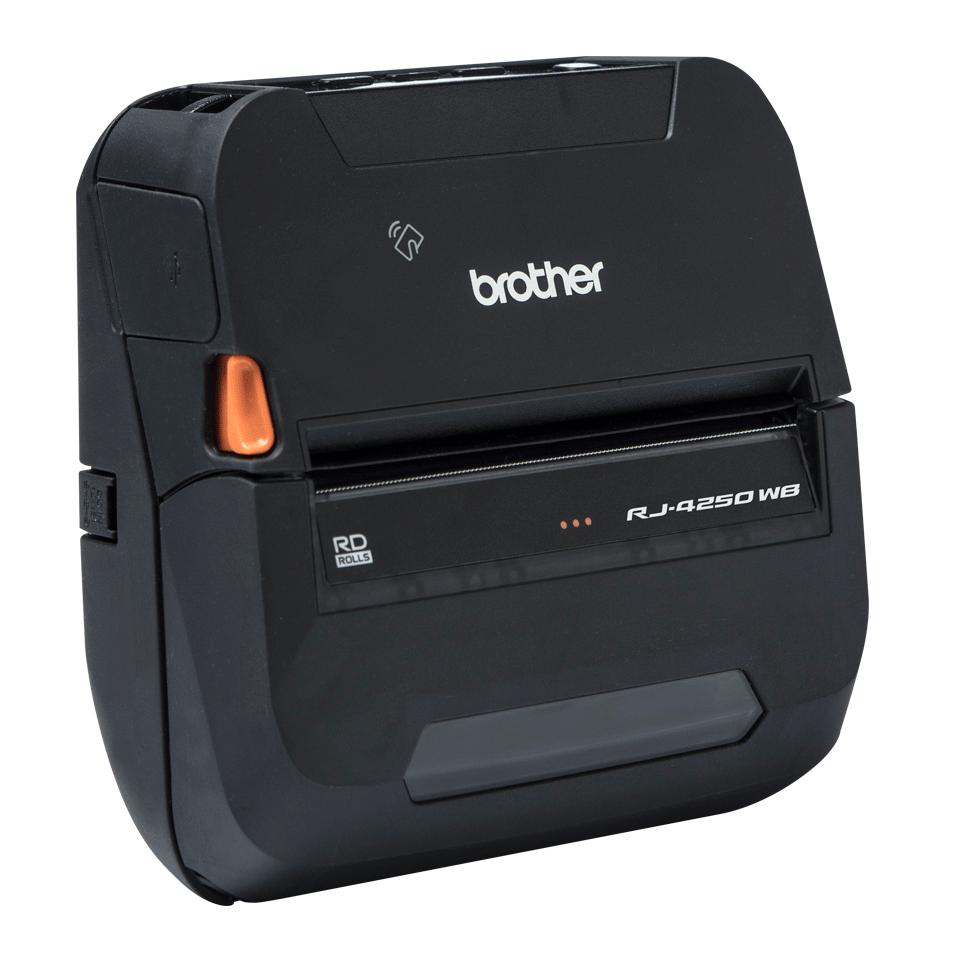 RJ-4250WB Stevige mobiele printer 3