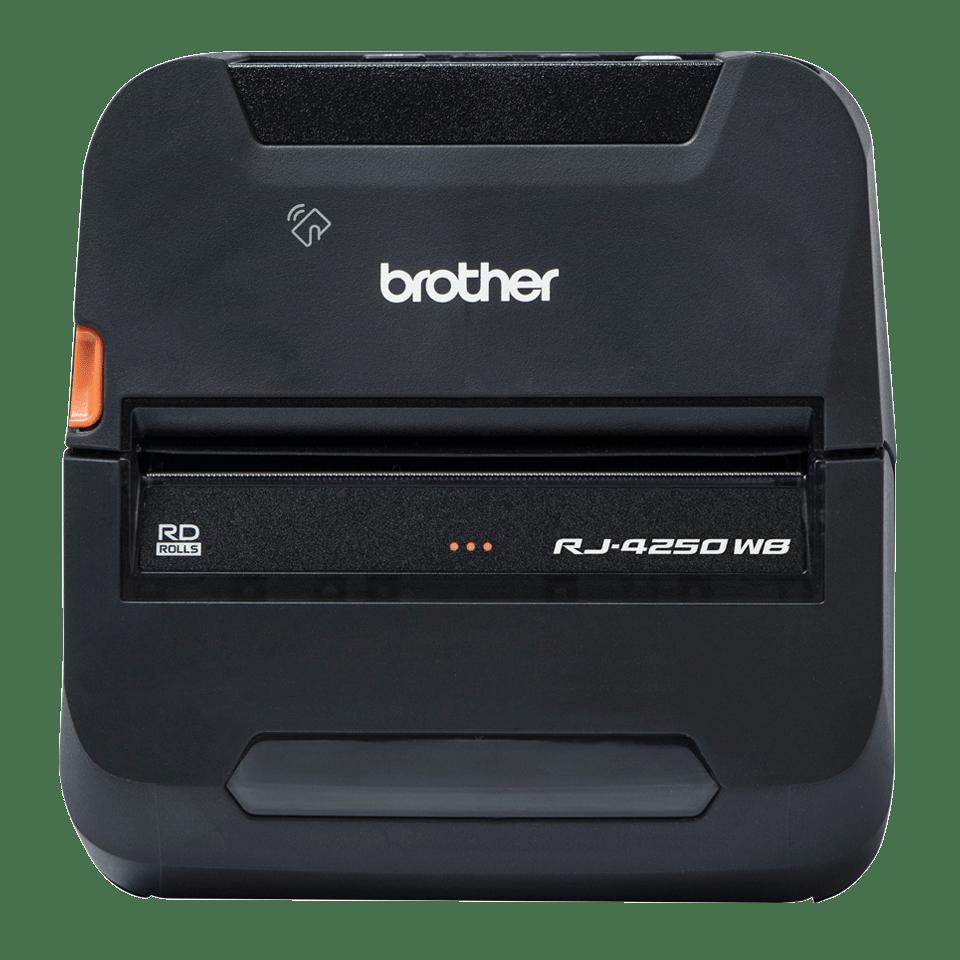 RJ-4250WB Stevige mobiele printer