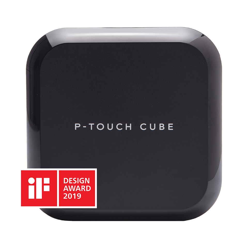 PT-P710BT CUBE Plus oplaadbare labelprinter met Bluetooth