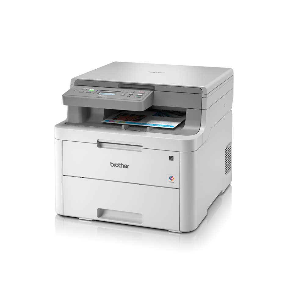 DCP-L3510CDW Draadloze all-in-one kleurenledprinter 2