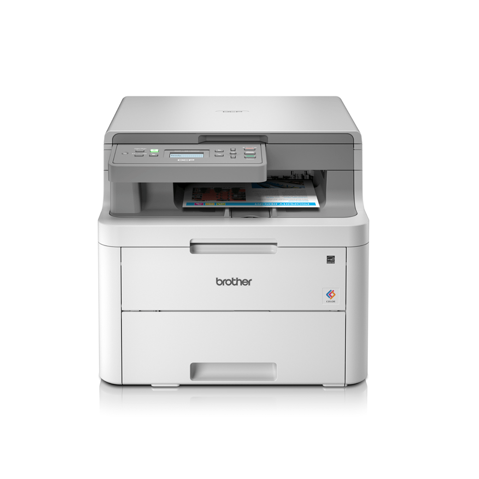 DCP-L3510CDW Draadloze all-in-one kleurenledprinter