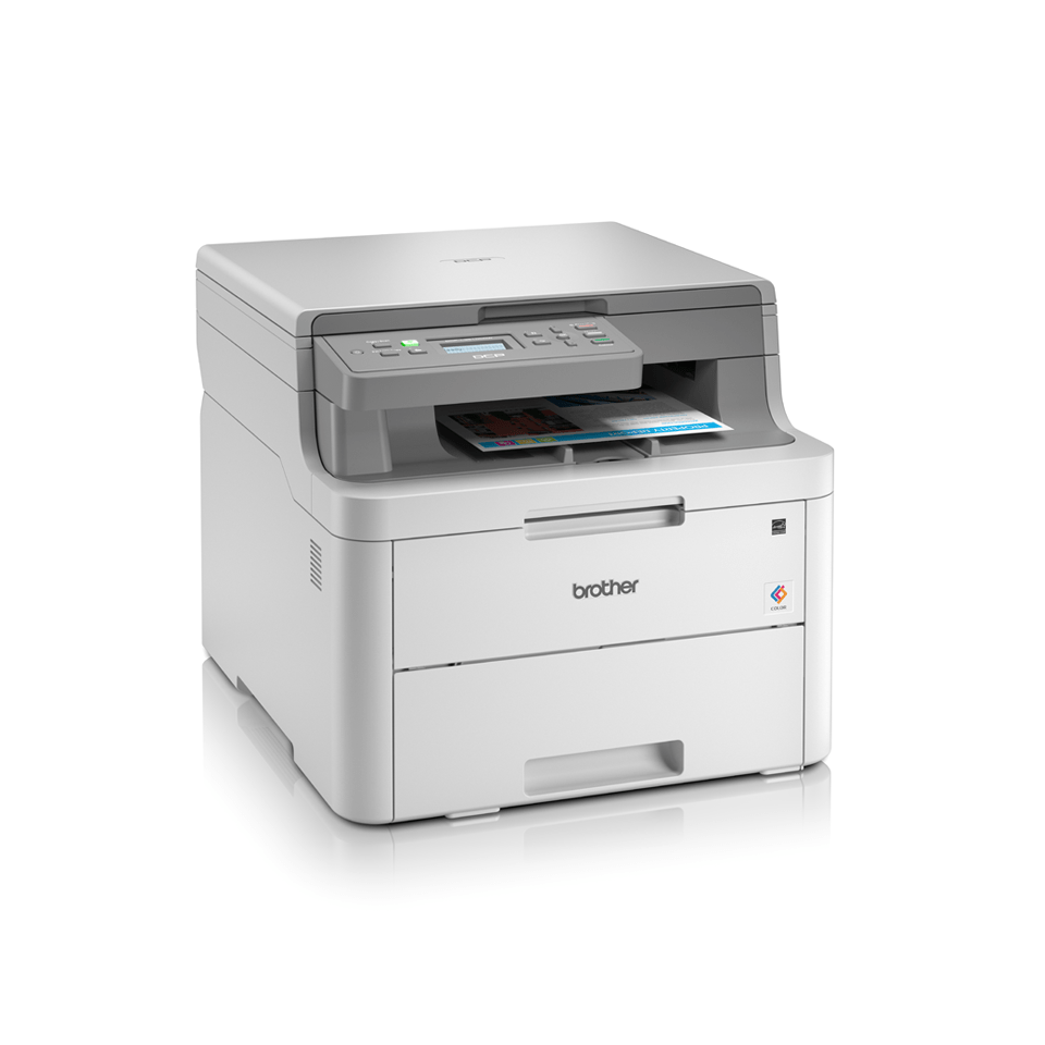 DCP-L3510CDW Draadloze all-in-one kleurenledprinter 3