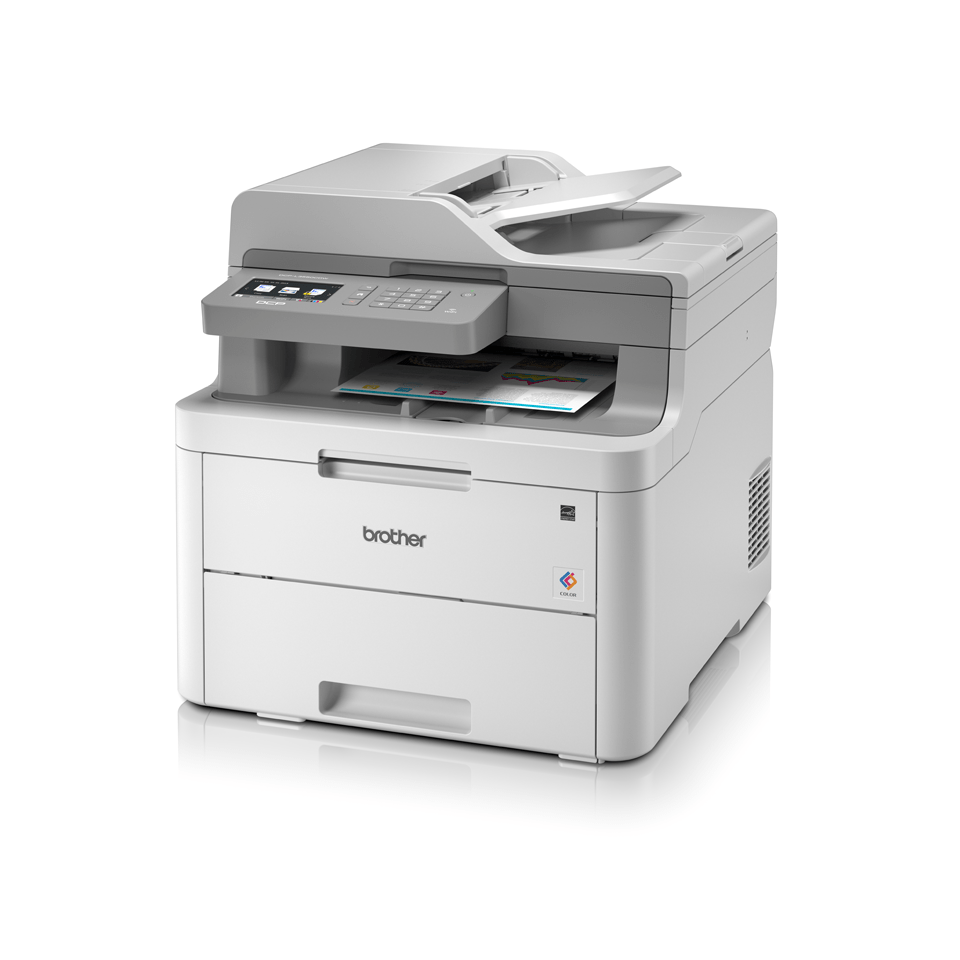 DCP-L3550CDW All-in-one draadloze kleurenledprinter 2