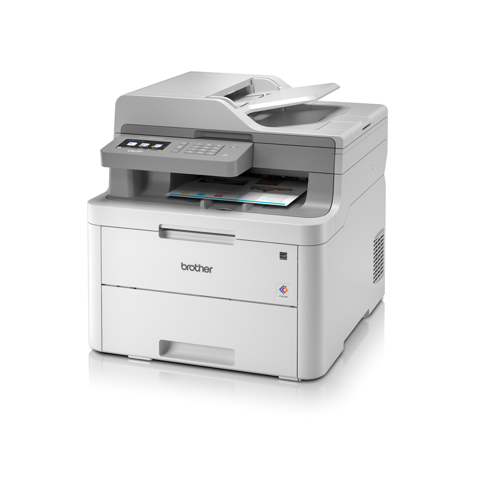 DCP-L3550CDW All-in-one draadloze kleurenledprinter 2