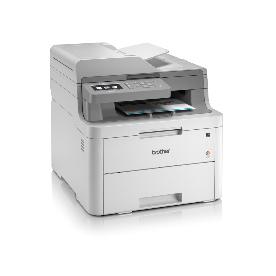 DCP-L3550CDW All-in-one draadloze kleurenledprinter 3