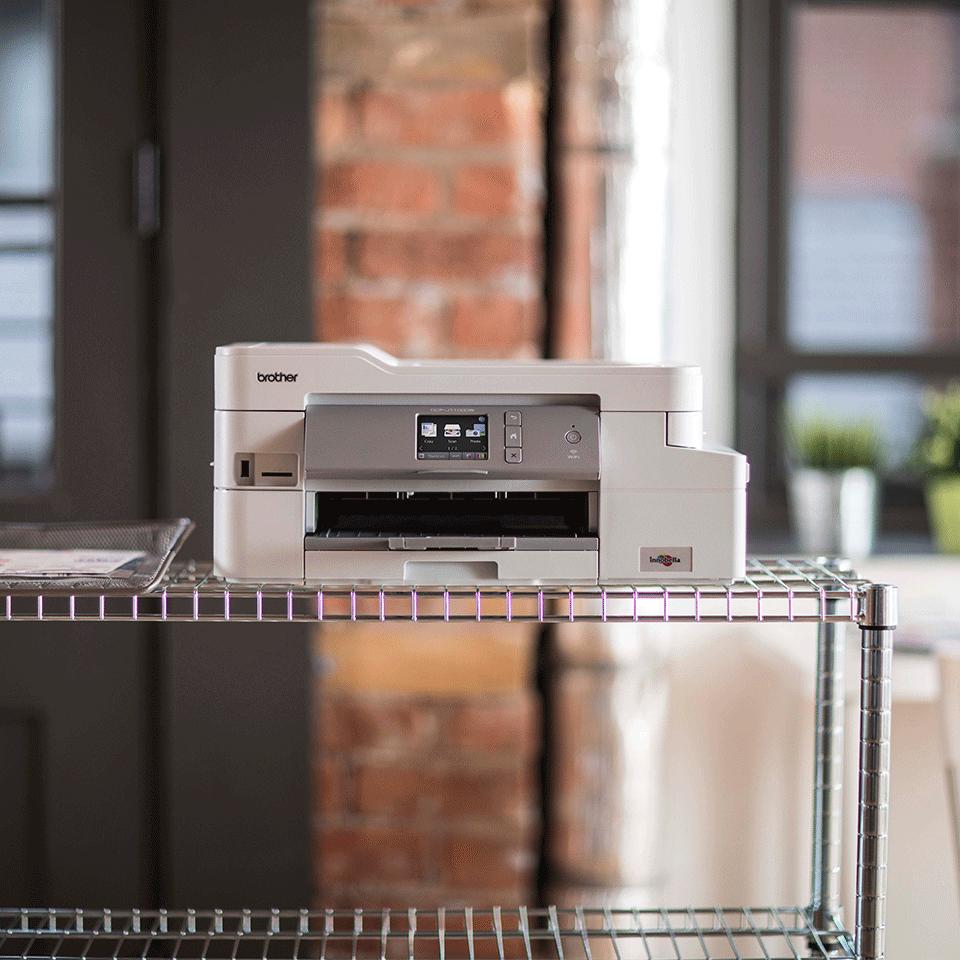 Draadloze inkjetprinter DCP-J1100DW All-In-Box bundel 5