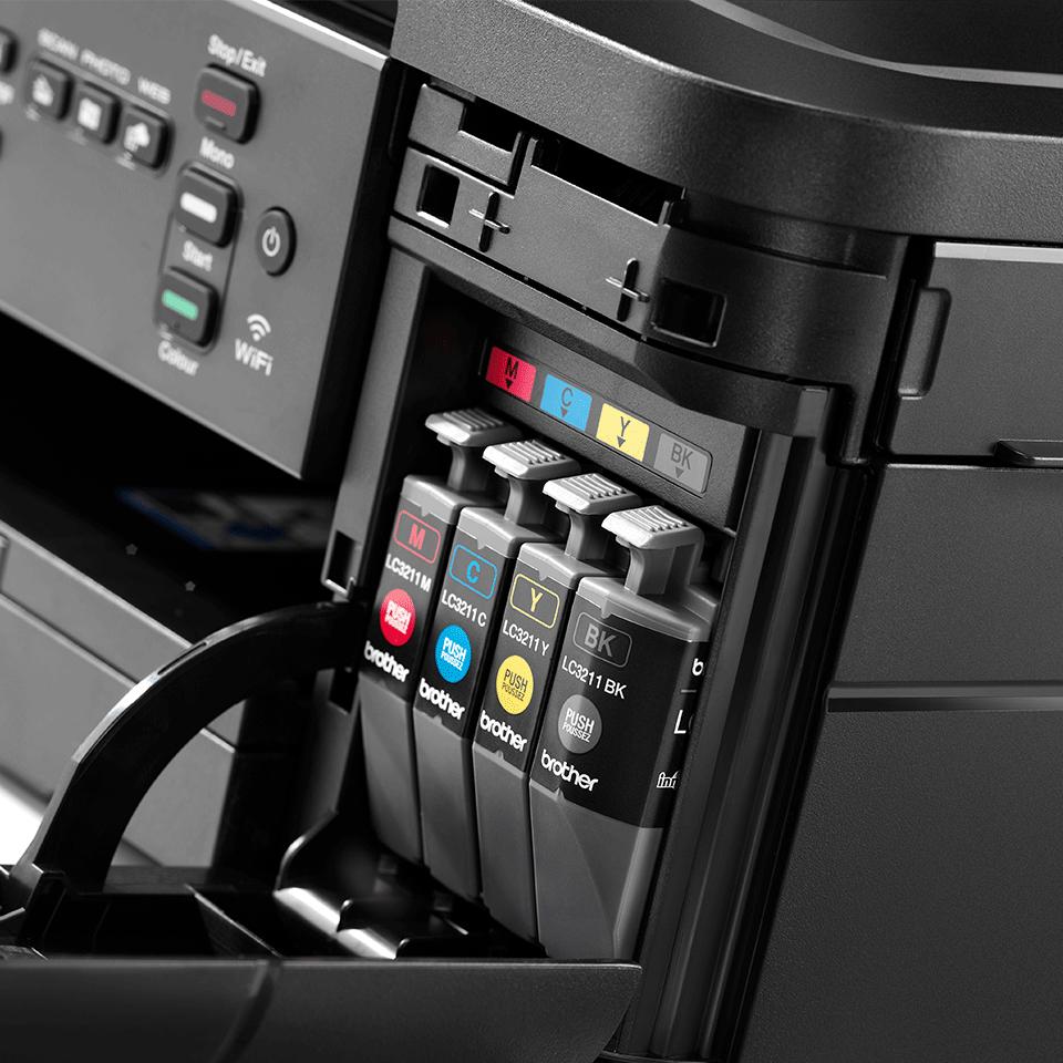 Draadloze kleureninkjetprinter DCP-J572DW 6