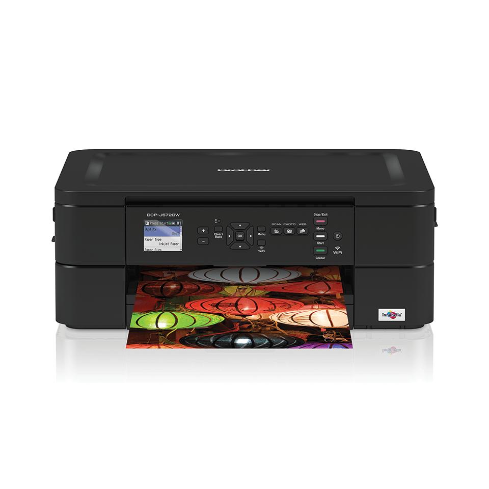 Draadloze kleureninkjetprinter DCP-J572DW