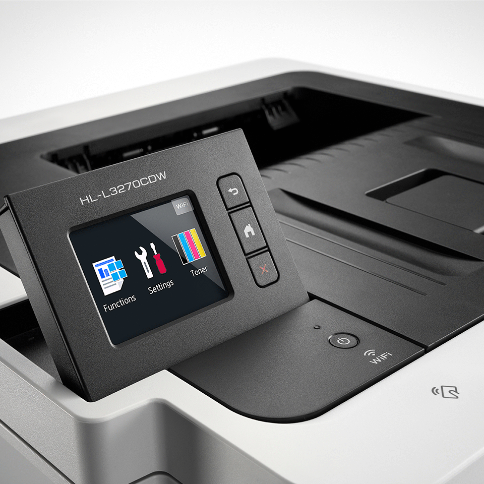 HL-L3270CDW Draadloze kleurenledprinter 3