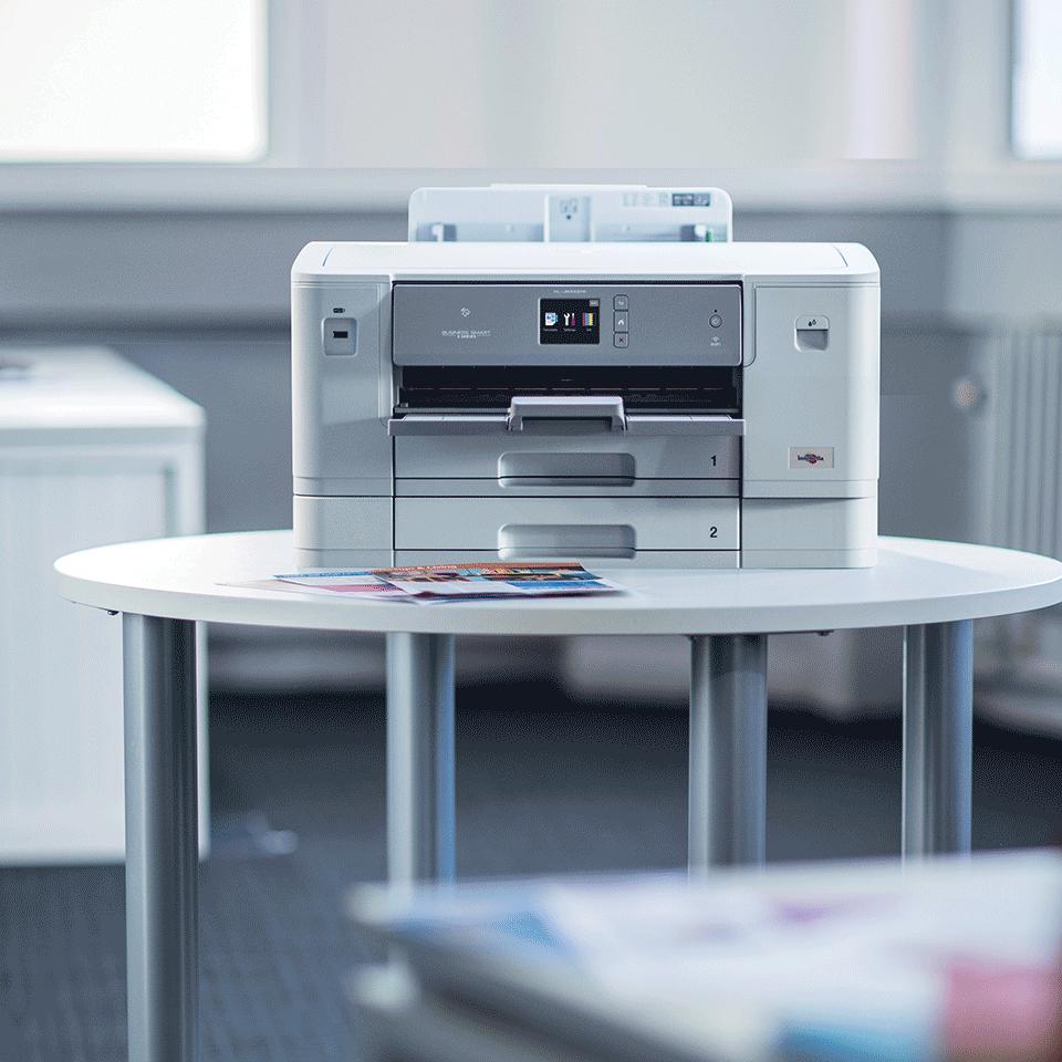 HL-J6000DW draadloze A3 kleureninkjetprinter 4