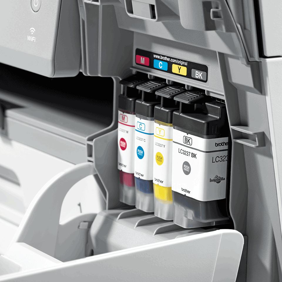 HL-J6000DW draadloze A3 kleureninkjetprinter 5