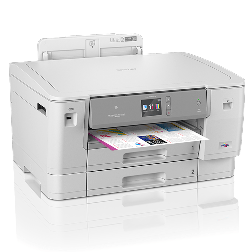 HL-J6000DW draadloze A3 kleureninkjetprinter 2