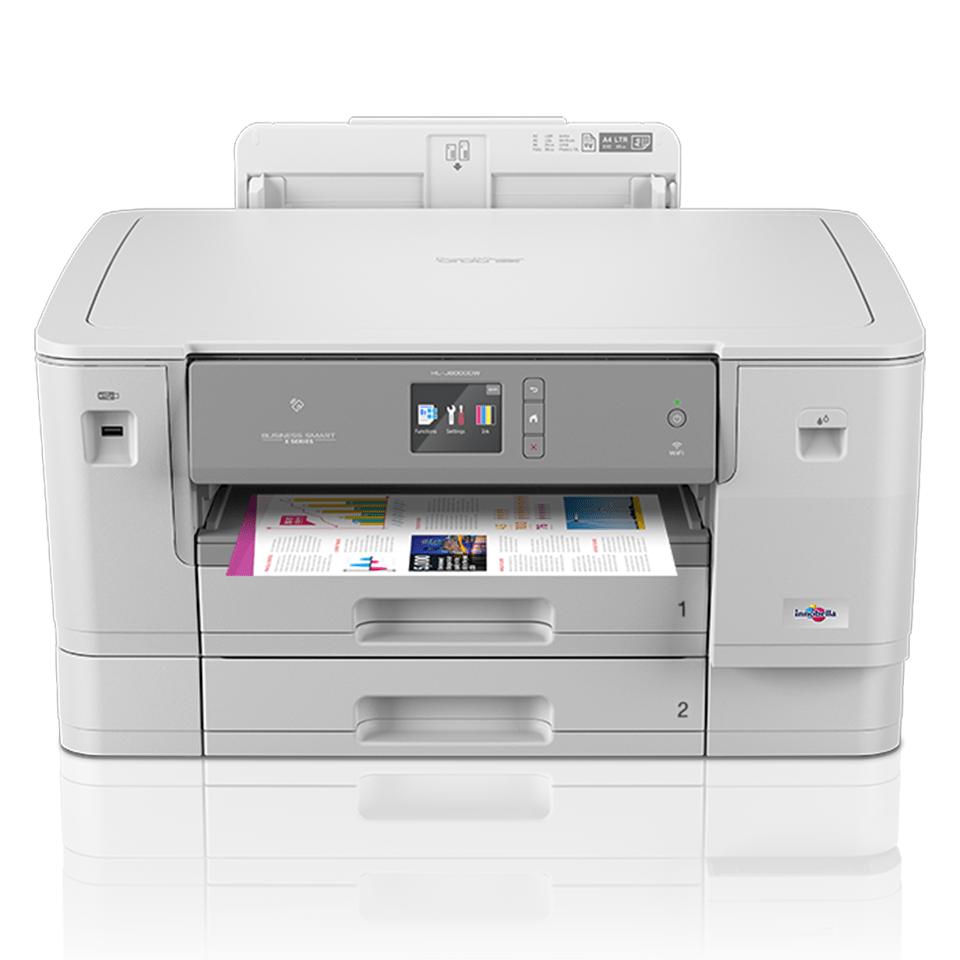 HLJ6000DW inkjet printer