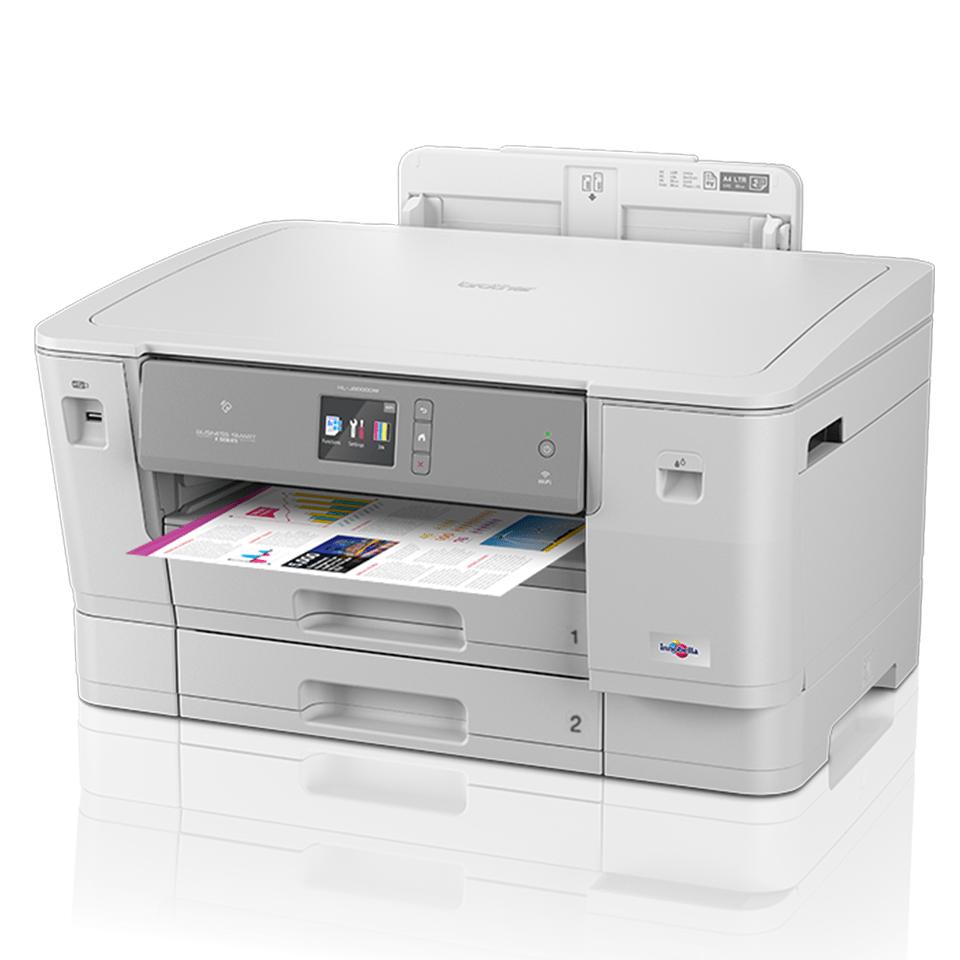 HL-J6000DW draadloze A3 kleureninkjetprinter 3
