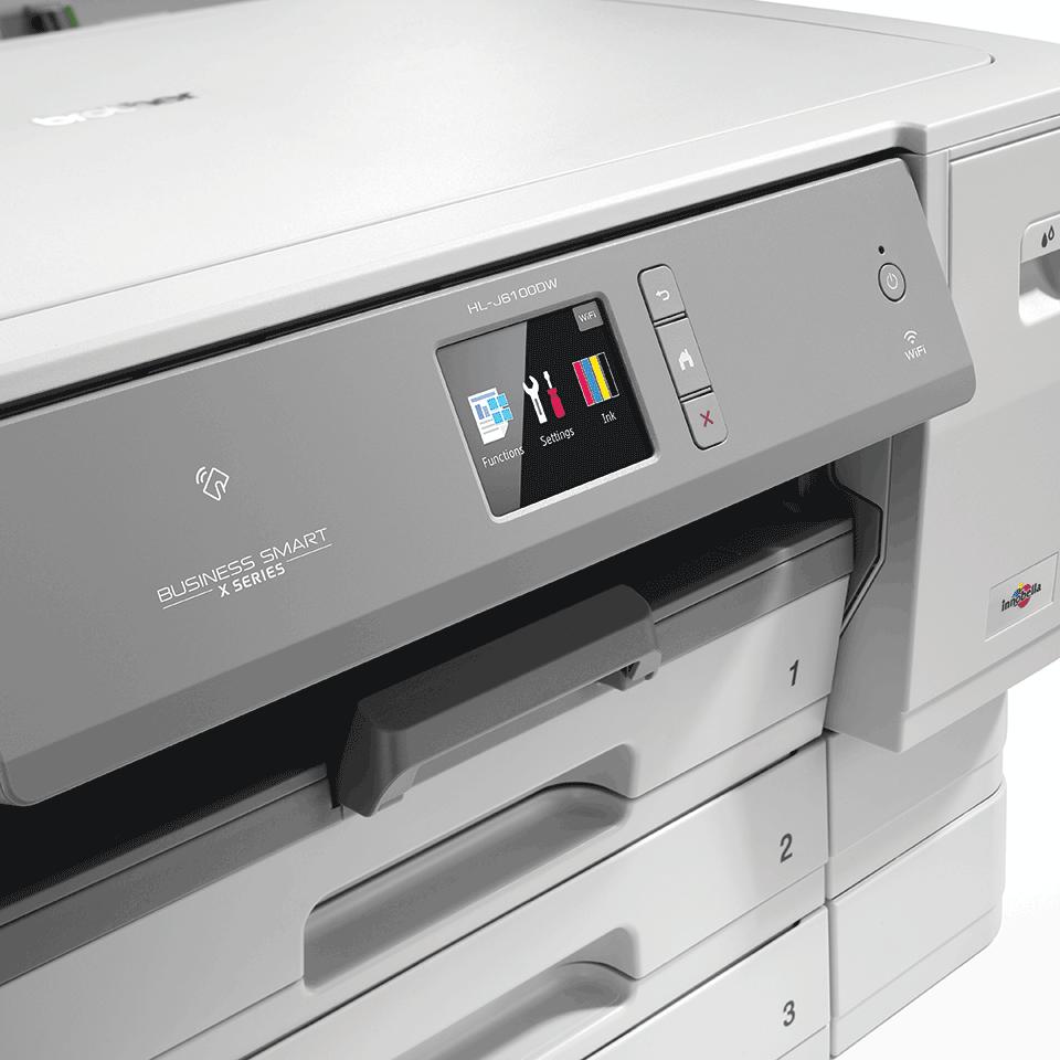 HL-J6100DW draadloze A3 kleureninkjetprinter 5
