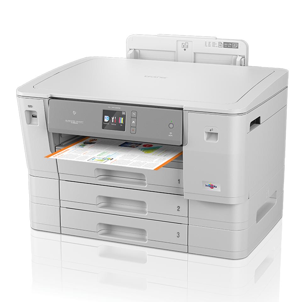 HL-J6100DW draadloze A3 kleureninkjetprinter 2