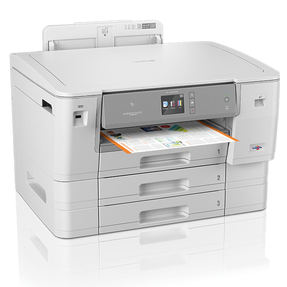 HL-J6100DW draadloze A3 kleureninkjetprinter 3