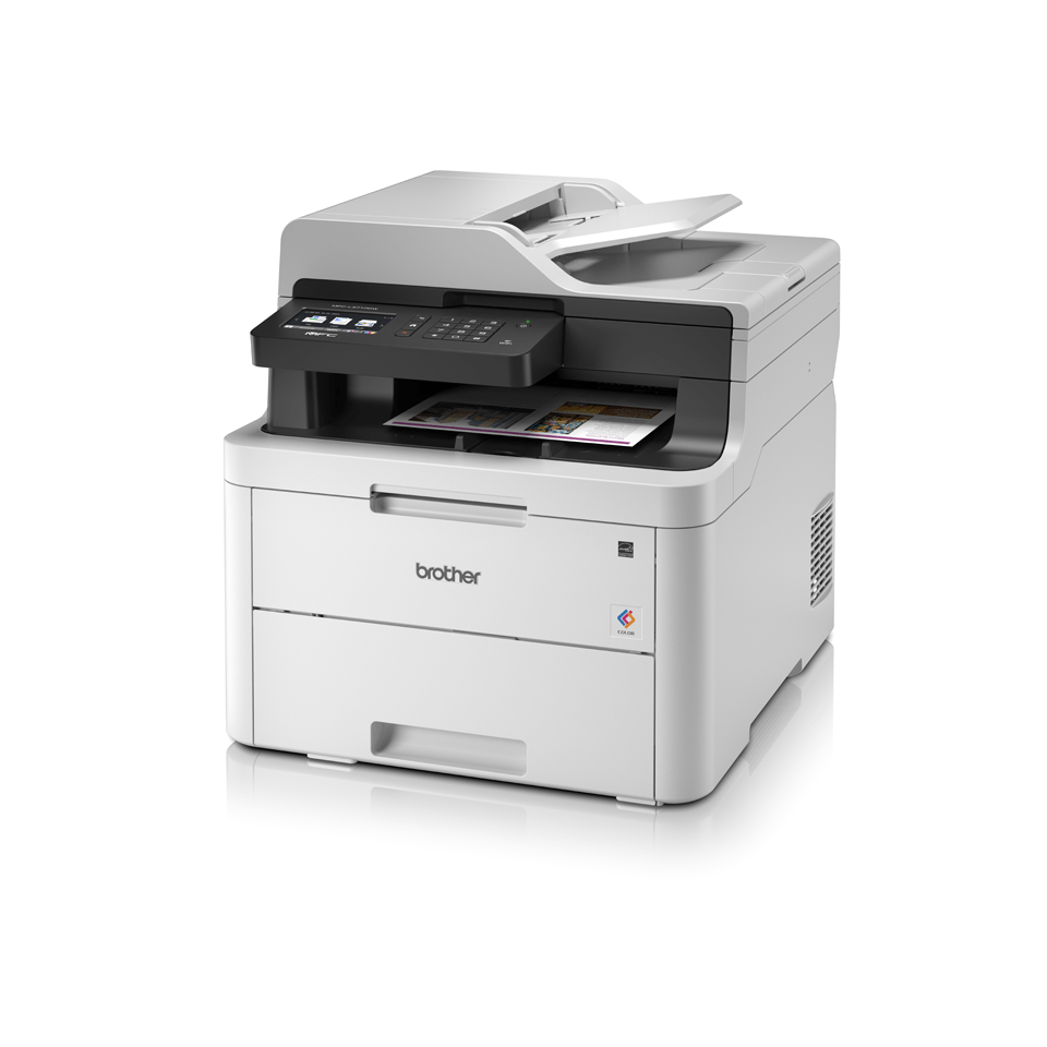 MFC-L3710CW All-in-one draadloze kleurenledprinter 2