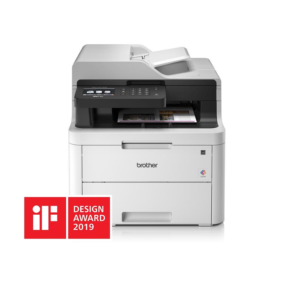 MFC-L3710CW All-in-one draadloze kleurenledprinter