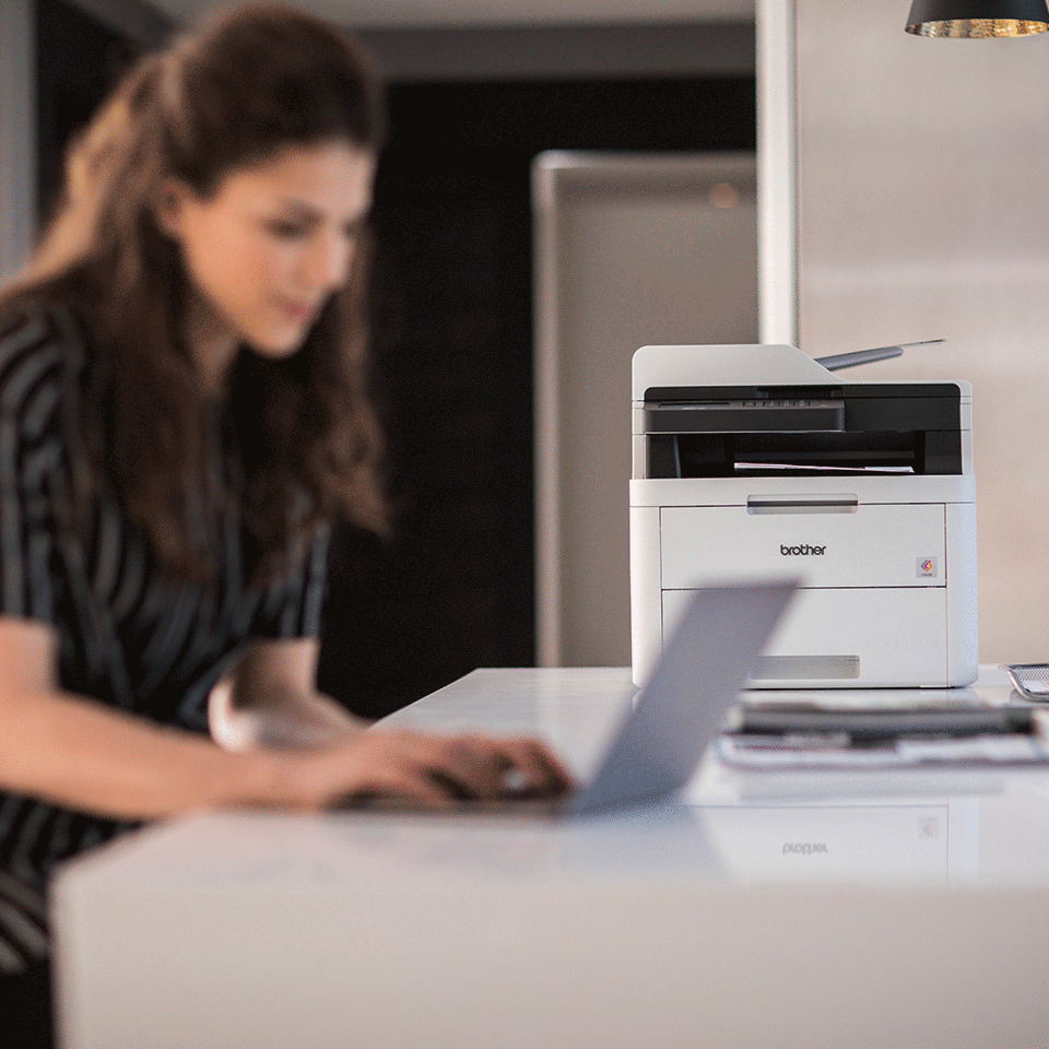MFC-L3730CDN All-in-one kleurenledprinter 4