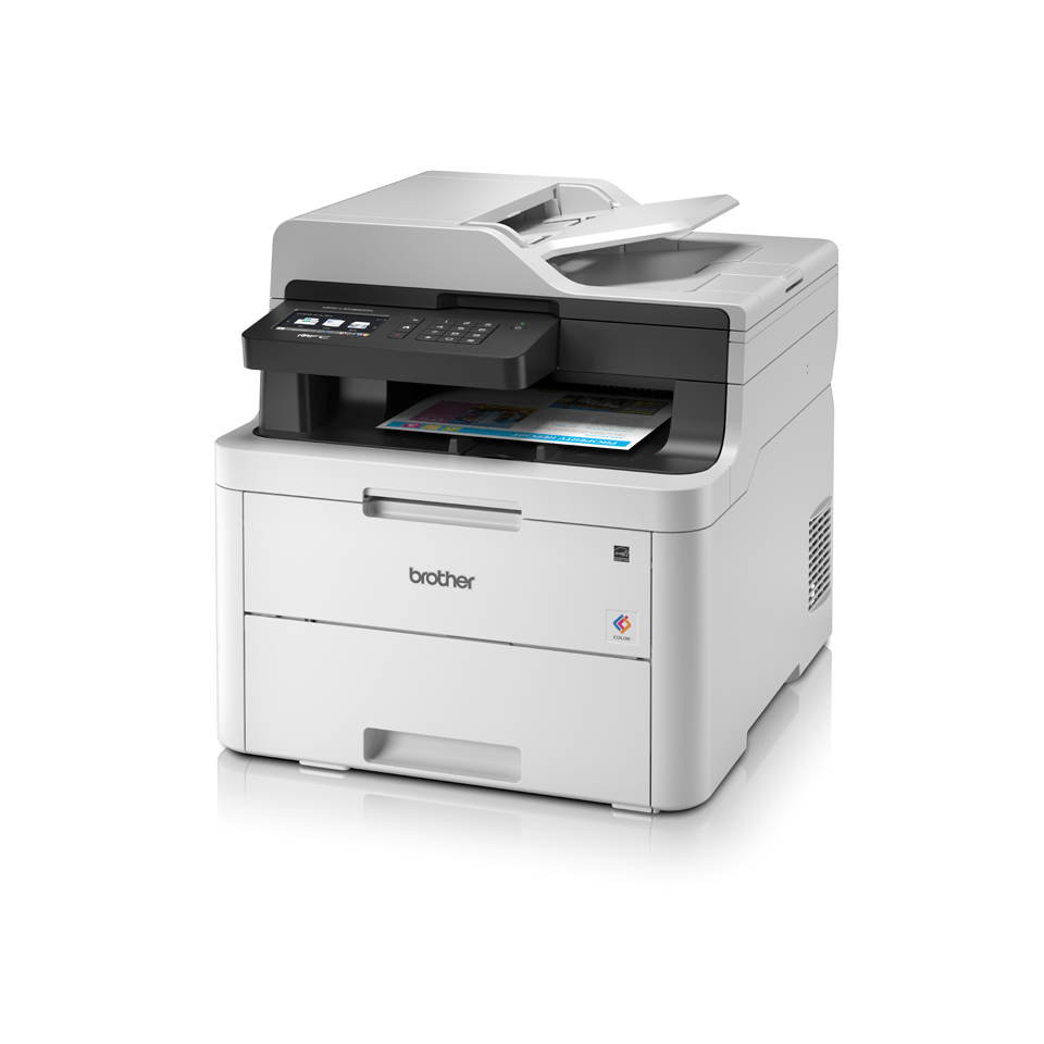 MFC-L3730CDN All-in-one kleurenledprinter 2