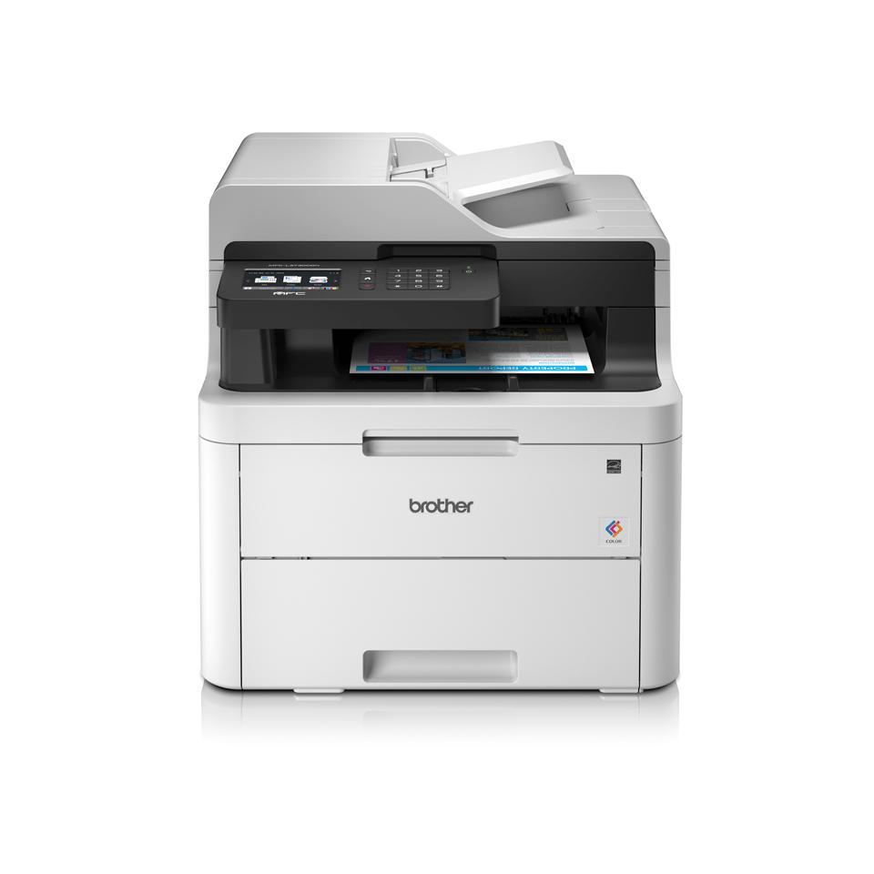 MFC-L3730CDN All-in-one kleurenledprinter