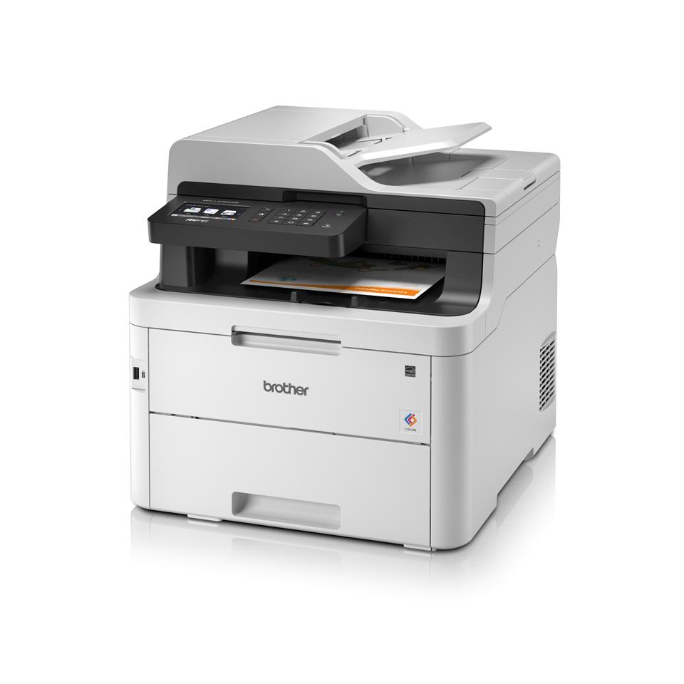MFC-L3750CDW All-in-one draadloze kleurenledprinter 2