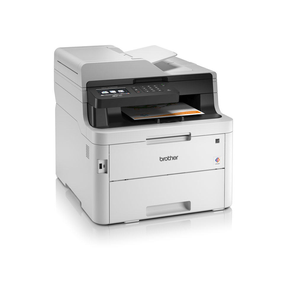 MFC-L3750CDW All-in-one draadloze kleurenledprinter 3
