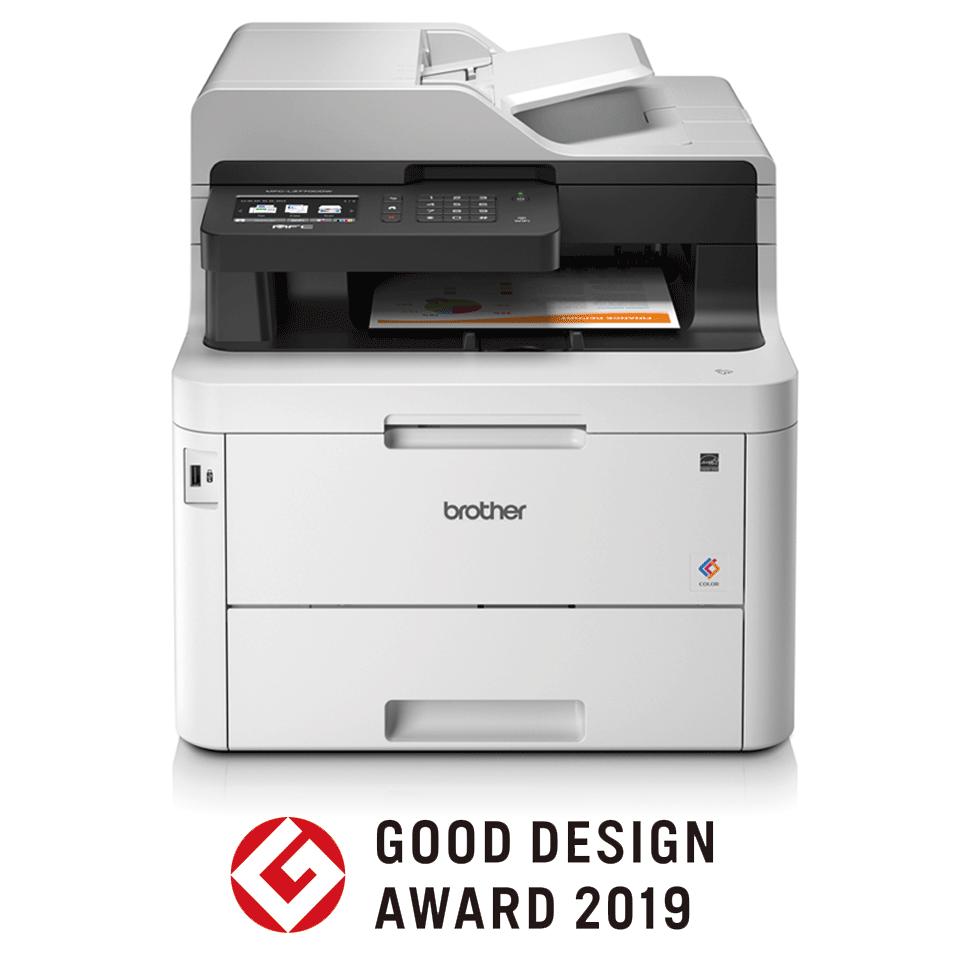 MFC-L3770CDW All-in-one draadloze kleurenledprinter