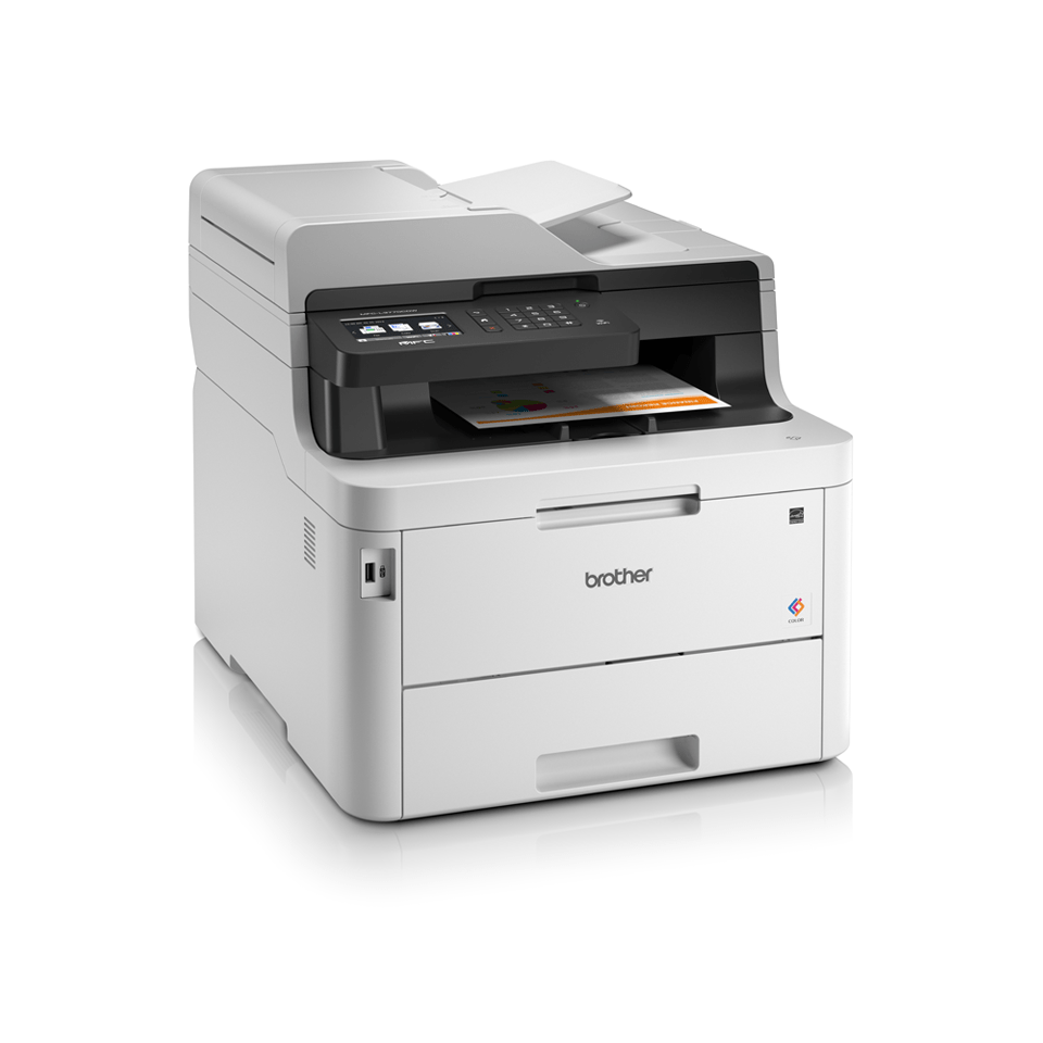 MFC-L3770CDW All-in-one draadloze kleurenledprinter 3